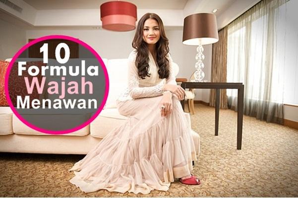 10 Formula Wajah Menawan-women online magazine1