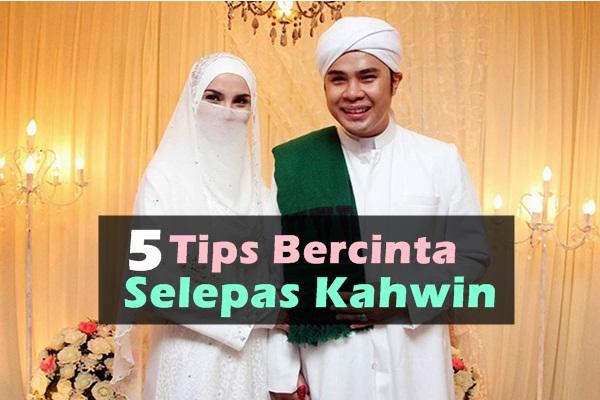 5 Tips BERCINTA SELEPAS KAHWIN-Women Online Magazine