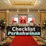 Kena Baca! 6 Checklist Persiapan Kahwin