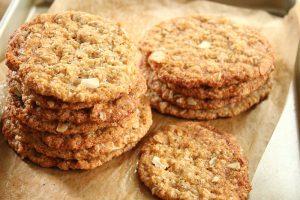 Almond Coconut Cookies - Women Online Magazine
