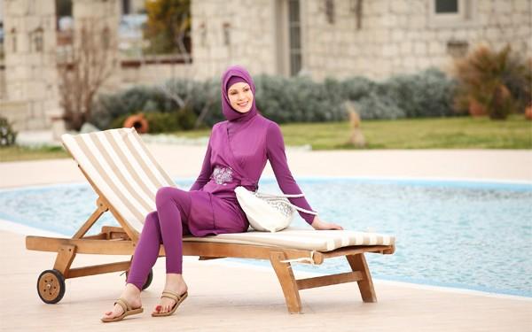 Baju Mandi Muslimah - Women Online Magazine