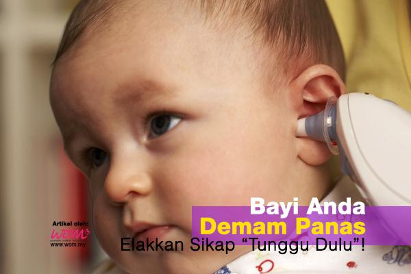 Bayi Demam Panas - women online magazine