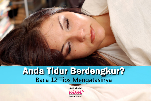 Berdengkur - women online magazine