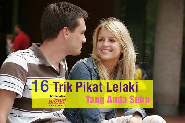 CARA MENGGODA LELAKI - women online magazine
