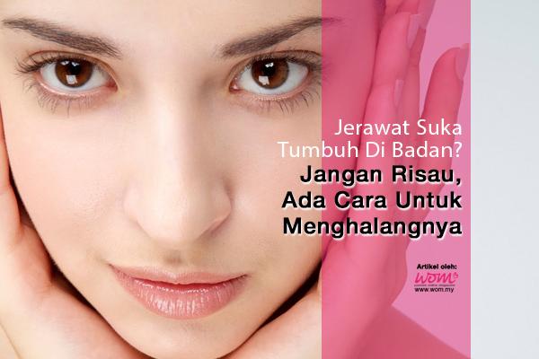 Cara-Cara Menghilangkan Jerawat - women online magazine