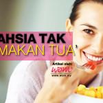 Tips Nampak Lebih Muda Dengan Diet Sihat