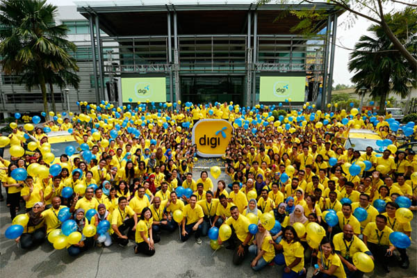 digi telecommunications sdn Digi telecommunication sdn bhd is a company which contribute mobile communication digi accomodate a absolute range of effortful, adaptable and easy to use wireless services to facilitate and enhance the lives of its customers.