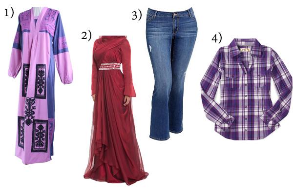 Fesyen Muslimah - Women Online Magazine 2-2