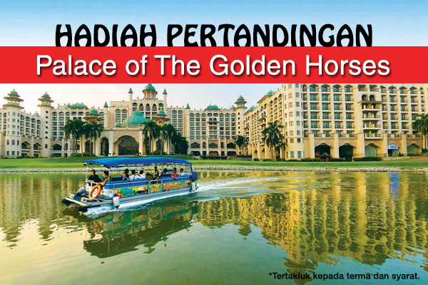 Hadiah blog Contest-palace of the golden horses-Women Online Magazine