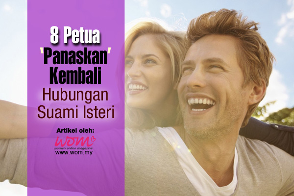 Hubungan Suami Isteri - women online magazine