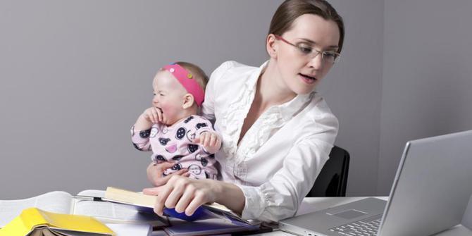 Ibu Bekerja - woman online magazine