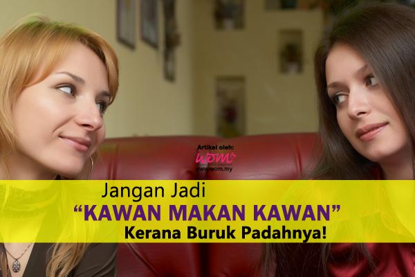 Kawan Makan Kawan - women online magazine