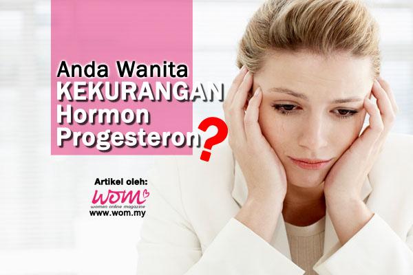 Kekurangan Hormon Progesteron - women online magazine