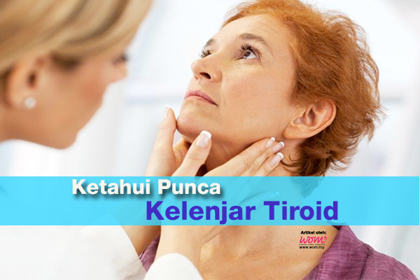 Kelenjar tiroid - women online magazine