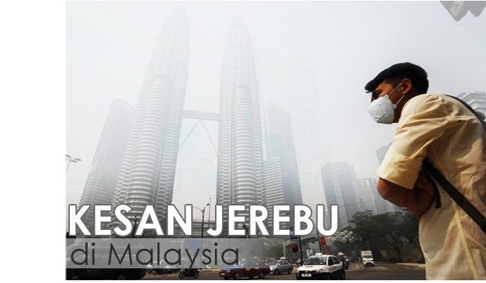 Kesan Jerebu Di Malaysia featured post-Women Online Magazine.