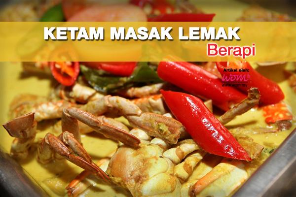 Ketam Masak Lemak - women online magazine