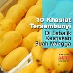 10 Khasiat Buah Mangga