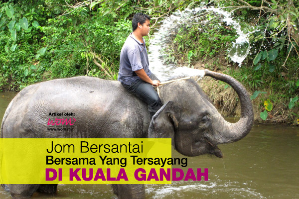 Kuala Gandah - women online magazine