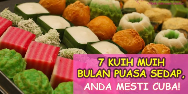 Kuih Muih Bulan Puasa - Women Online Magazine