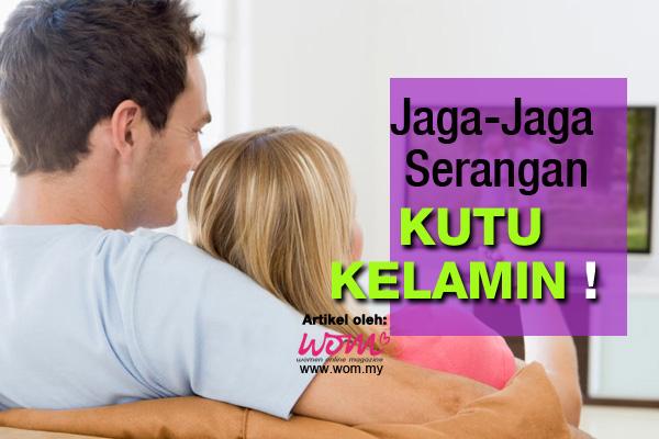 Kutu Kelamin - women online magazine
