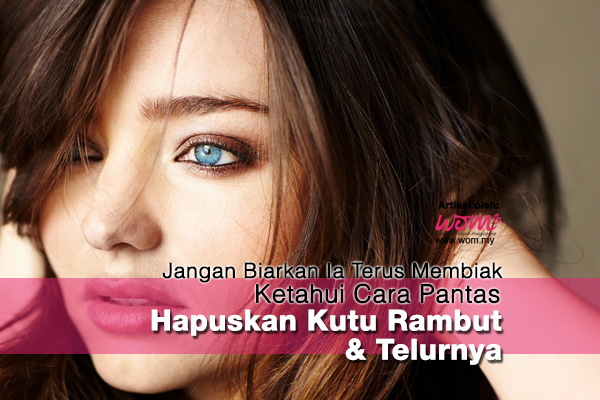 Kutu Rambut - women online magazine