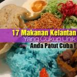 17 Makanan Kelantan Paling Sedap
