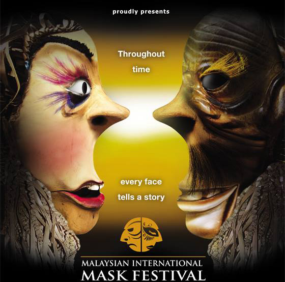 Malaysian International Mask Festival - woman online magazine