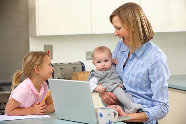 Menjadi Ibu Yang Baik - Women Online Magazine