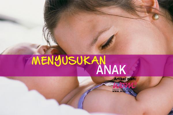 Menyusukan anak women online magazine