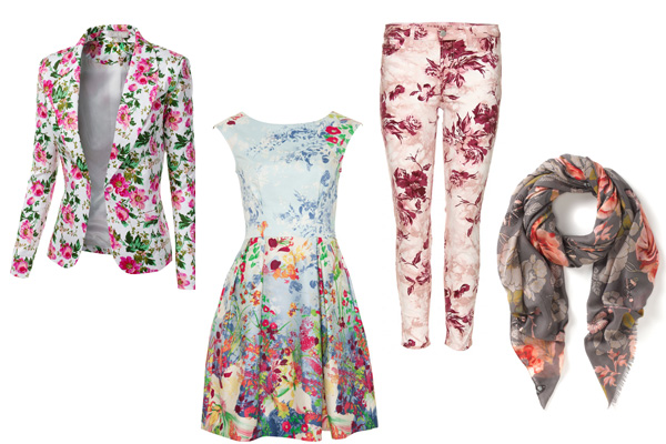 Motif Floral - Women Online Magazine 2