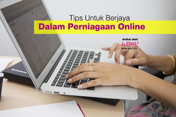 Perniagaan Online - women online magazine