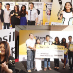 Melissa Jane Ariffin Juara Pertandingan Nyanyian Strepsils The Right Note