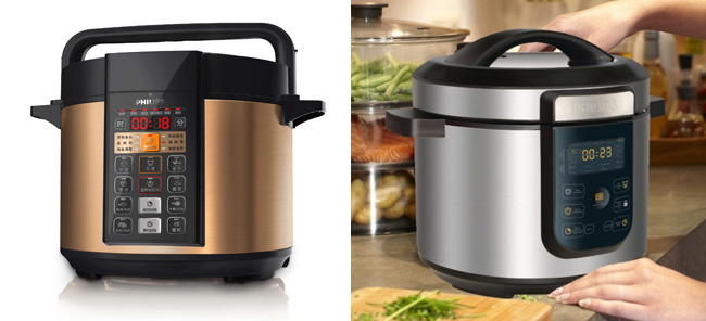 Philips Pressure Cooker - wom.my