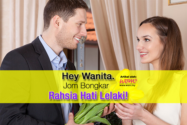 RAHSIA HATI - women online magazine