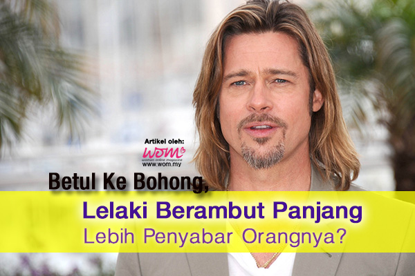 RAMBUT LELAKI - women online magazine