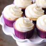 Resepi Cupcake Vanilla