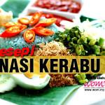 Resepi Nasi Kerabu Budu!