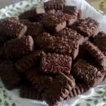 Resepi Biskut Coklat Rice