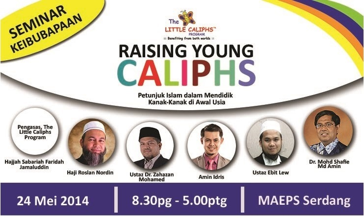 Seminar Rising Young Caliphs-women online magazine