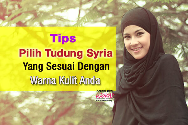 TUDUNG SYRIA - women online magazine