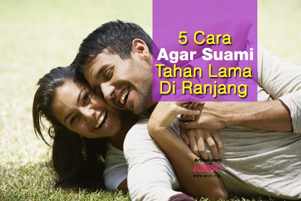 Tahan Lama Di Ranjang - women online magazine (2)