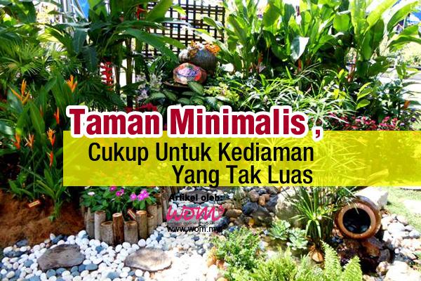Taman Mini Di Rumah - women online magazine