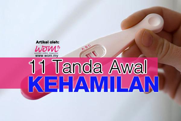 Tanda Awal Kehamilan - women online magazine