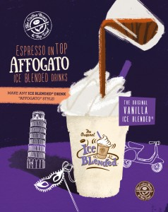 The Affogato Vanilla Ice Blended - woman online magazine