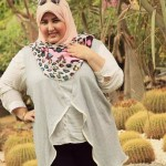 Tips Memakai Hijab Buat Anda Yang Berbadan Besar