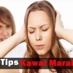 4 Tips Kawal Marah Dengan Mudah