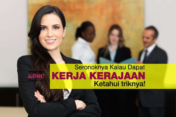 Tips Temuduga Kerajaan - women online magazine