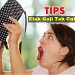 Tips elak gaji tak cukup | Women Online Magazine