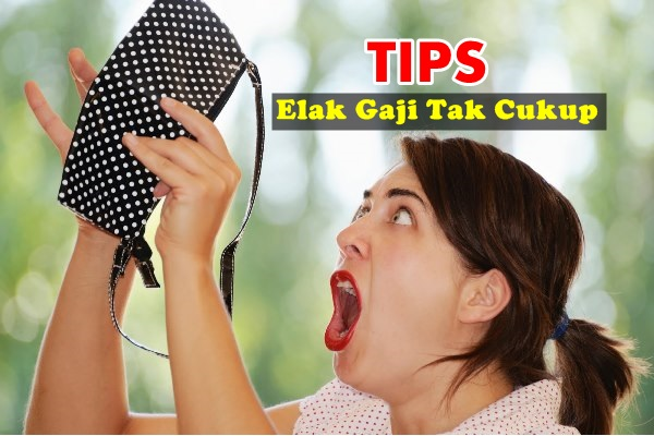 Tips elak gaji tak cukup- women online magazine