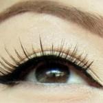 Tips Memakai Eyeliner Yang Sesuai Dengan Bentuk Mata Anda